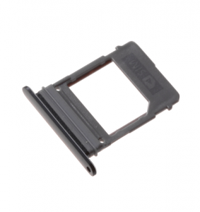 GH98-41304A - Szufladka karty SIM Samsung SM-A520F Galaxy A5 2017 - czarna (oryginalna)