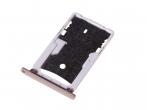 Szufladka karty SIM Xiaomi Redmi Note 3/ Redmi Note 3i - złota