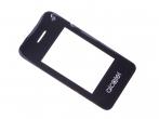 Szybka wyświetlacza Alcatel 2051 - czarna (oryginalna)