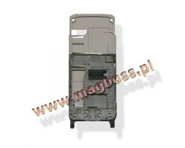 0264667 - Szyny Nokia N96 - tytanowe (oryginalne)