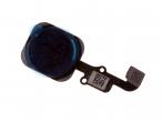 Taśma przycisku HOME z sensorem iPhone 6/ iPhone 6 Plus - czarna