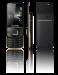 Telefon Blaupunkt FM01- czarny