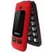 TELEFON MOBIOLA MB610 Czerwony