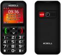 TELEFON MOBIOLA MB700 czarny