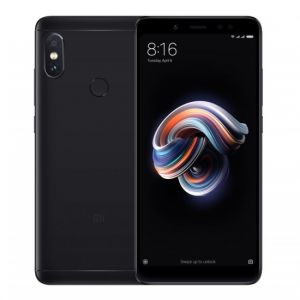 - Telefon Xiaomi Redmi Note 5 3/32GB - czarny NOWY (Global Version)