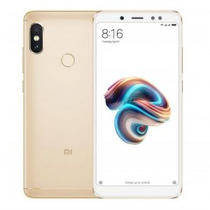 - Telefon Xiaomi Redmi Note 5 4/64GB - złoty NOWY (Global Version)
