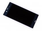 U50040042, 1304-9085 - Ekran dotykowy z wyświetlaczem LCD Sony F8331 Xperia XZ/ F8332 Xperia XZ Dual SIM - niebieski (orygi...