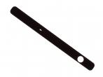 U50040671, 1302-1815 - Obudowa górna Sony F8331 Xperia XZ/ F8332 Xperia XZ Dual SIM - czarna (oryginalna)