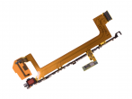 U50042921, 1296-7099 - Taśma przycisków bocznych Sony F5121 Xperia X/ F5122 Xperia X Dual (oryginalna)