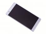 U50055301, 1310-6654 - Ekran dotykowy z wyświetlaczem Sony H8116 Xperia XZ2 Premium/ H8166 Xperia XZ2 Premium Dual SIM - sr...