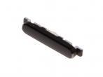 U50059911, 31252DE0500 - Przycisk power Sony I3113, I3123, I4113, I4193 Xperia 10 - czarny (oryginalny)