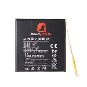 Uniwersalna bateria Mardipower 425051 2800 mAh