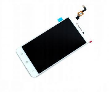Wyświetlacz LCD + ekran dotykowy Lenovo K5 Note biały
