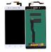 Wyświetlacz LCD + ekran dotykowy Lenovo  K8 note biały