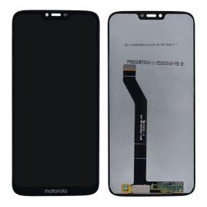 Wyświetlacz LCD + ekran dotykowy MOTOROLA G7 POWER