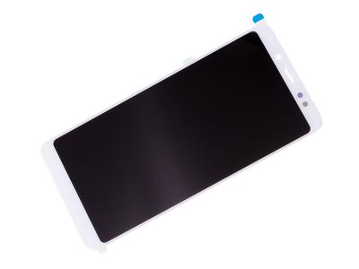 Wyświetlacz LCD + ekran dotykowy Xiaomi Redmi Note 5/Redmi Note 5 Pro biały
