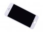 Wyświetlacz LCD z ekranem dotykowym (org material) iPhone 7 - biały