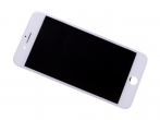 - Wyświetlacz LCD z ekranem dotykowym (org material) iPhone 7 Plus - biały