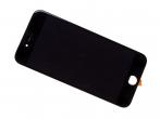 - Wyświetlacz LCD z ekranem dotykowym (org material) iPhone 8 - czarny