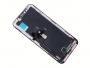 Wyświetlacz LCD z ekranem dotykowym (Sharp) iPhone X - czarny