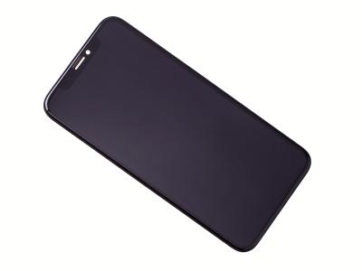 - Wyświetlacz LCD z ekranem dotykowym (Sharp) iPhone X - czarny