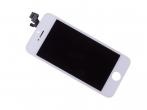 Wyświetlacz LCD z ekranem dotykowym (Tianma) iPhone 5 - biały