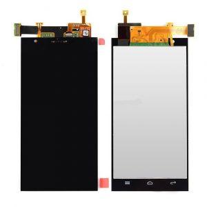 - Wyświetlacz LCD + ekran dotykowy Huawei P2 czarny