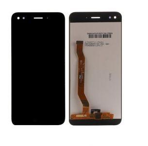 - Wyświetlacz LCD + ekran dotykowy Huawei P9 lite mini/Enjoy 7/ Y6 Pro 2017 czarny