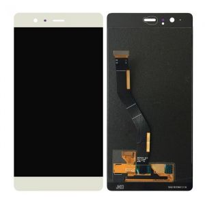 - Wyświetlacz LCD + ekran dotykowy Huawei P9 plus biały