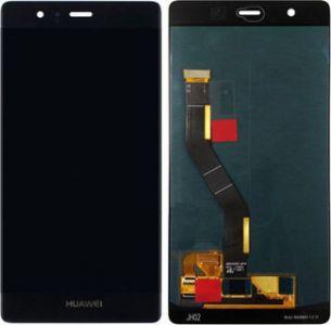 - Wyświetlacz LCD + ekran dotykowy Huawei P9 plus czarny
