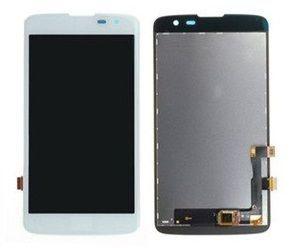 - Wyświetlacz LCD + ekran dotykowy Lg Q7 biały