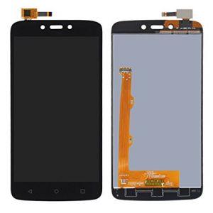 - Wyświetlacz LCD + ekran dotykowy Motorola C Plus