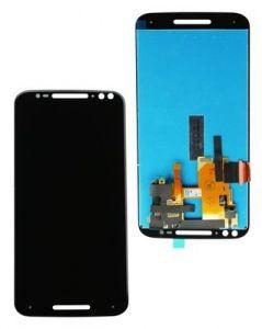 Wyświetlacz LCD + ekran dotykowy Motorola X Pure / X Style / xt1570 czarny