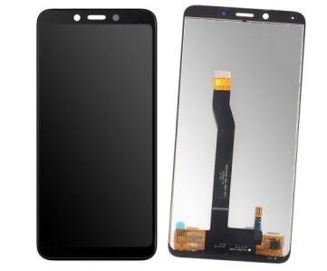 - Wyświetlacz LCD + ekran dotykowy Xiaomi Redmi 6/6a czarny