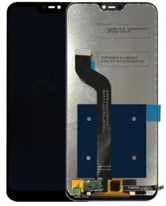 - Wyświetlacz LCD + ekran dotykowy Xiaomi Redmi 6 Pro /Mi a2 lite czarny