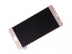 Wyświetlacz LCD + ekran dotykowy Xiaomi Redmi Pro złoty