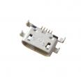 Złącze Micro USB Alcatel OT 6012/ OT 6012D/ 6035R/ OT 4033/  OT 4033D/ 4015X/ OT 7050Y/ OT 5050X/ 50...