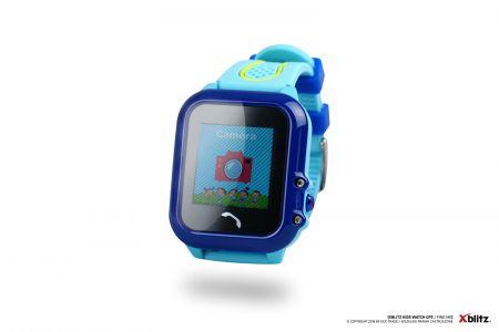 - Zegarek smart watch Xblitz Find me niebieski