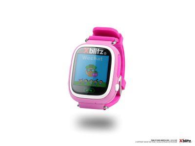 - Zegarek smart watch Xblitz Love me różowy